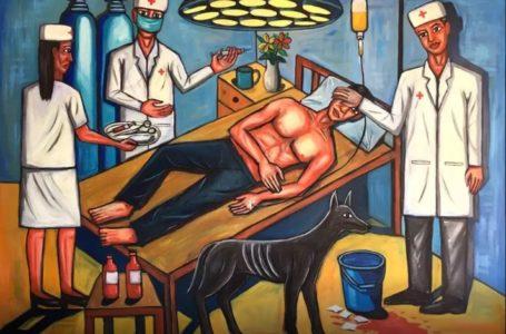 Kamboçyalı Ressam ve Gerçekçilik