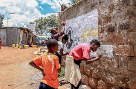 Kenya'da Sanat Koronaya Karşı