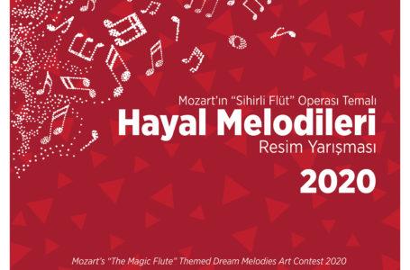 Hayal Melodileri Resim Yarışması Sergi Kataloğu 2020