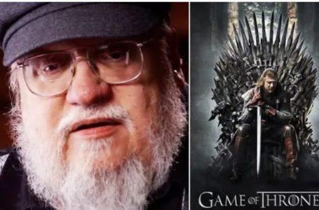 """""""Game of Thrones"""" yazarının en favori sahnesi"""