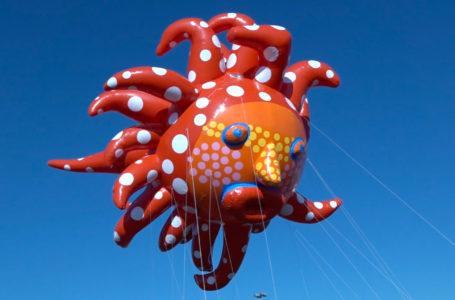 Japon Sanatçıdan Dev Balon